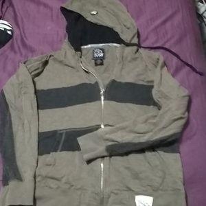 Excellent condition men's XL Volcom zipup hoodie